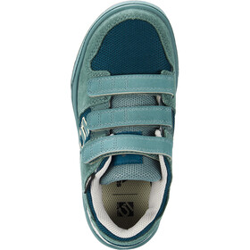 adidas Five Ten Freerider VCS Mountain Bike Shoes Kids wild teal/sand/hazy emerald